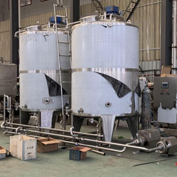 Carbonated Drinks Filling Production Line Shipping to Peru