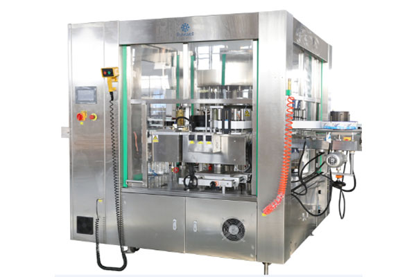 OPP-Hot-melt-Glue-Labeling-Machine
