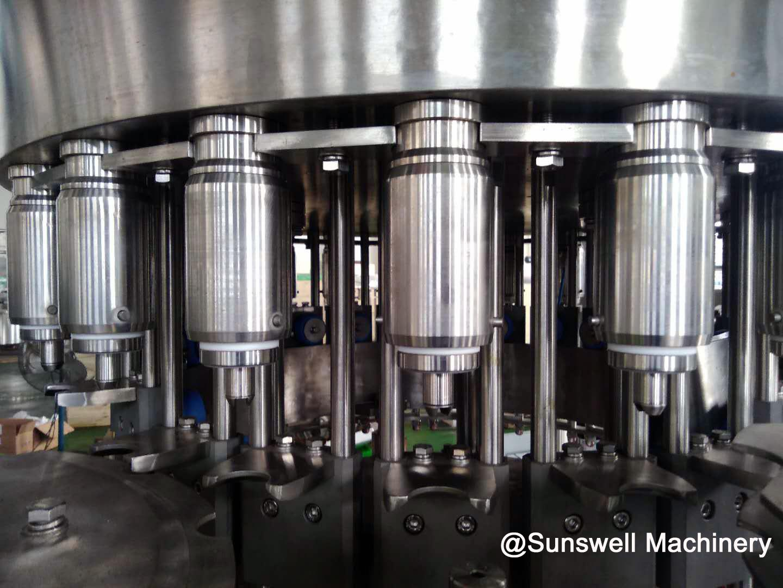 SSW juice filling line 03
