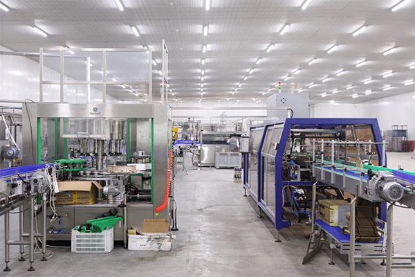 juice filling machine manufacture