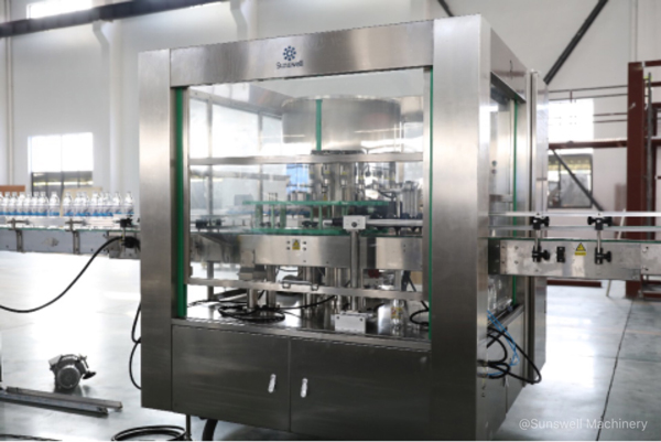 24,000BPH-Hot-Melt-Glue-Labeling-Machine