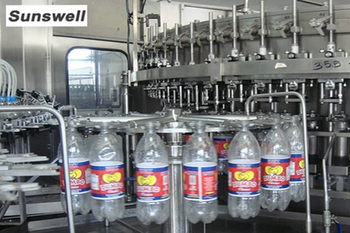 What is the Working Flow of Bottle Blowing and Filling Process for Bottled Carbonated Beverages