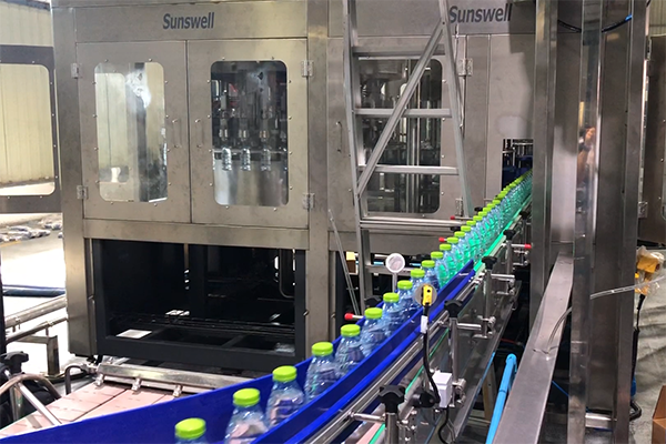 Complete Glass Line From Sunswell Helps Customer Reap Opportunities In The Premium Segment