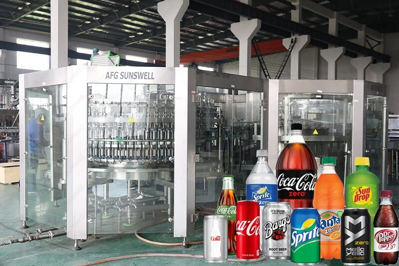 How to Maintain Carbonated Beverage Filling Machine?